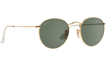 e7d14d7ef8 Ray-Ban Round Metal RB3447 001 50 Γυαλιά Ηλίου - Δωρεάν αποστολή ...