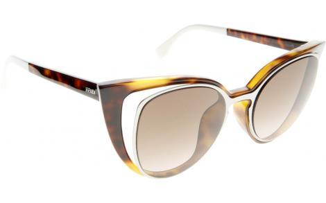 f941e5269a7 ... Fendi Paradeyes FF0136 S NY2 J6 51 Sunglasses  ARS14